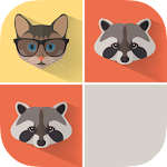 Animals Memory Pairs Icon