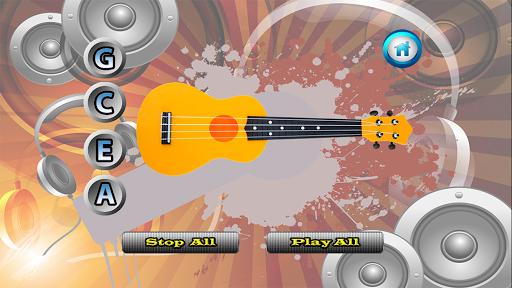 無料音乐Appのチューナー3in1のギターベースウクレレ|記事Game