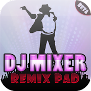 DJ Mixer Remix Pad