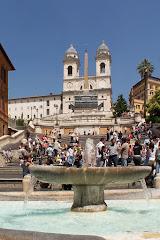 Visiter Place d'Espagne