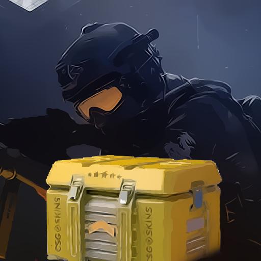 The Clicker : Counter Strike Icon