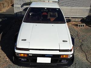 スプリンタートレノ AE86 昭和59年式GT-APEXのカスタム事例画像 おしーんさんの2021年01月08日09:33の投稿