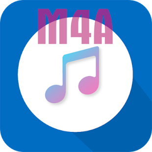 M4A Music Player - náhled