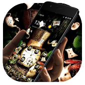 Fairy Tale Clock Bunny Theme Android APK Download Free By Abby Theme Center