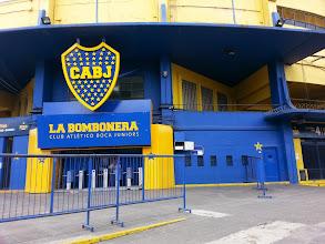 Photo: La Bombonera