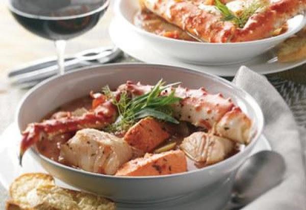 Alaska Seafood Cioppino Recipe