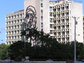 Photo: 5B090035 Hawana - Plac Rewolucji - Che Guevara na budynku SB