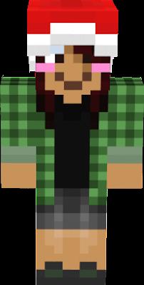 Minecraft Skin Naruto Kyuubi Mode - Omong x