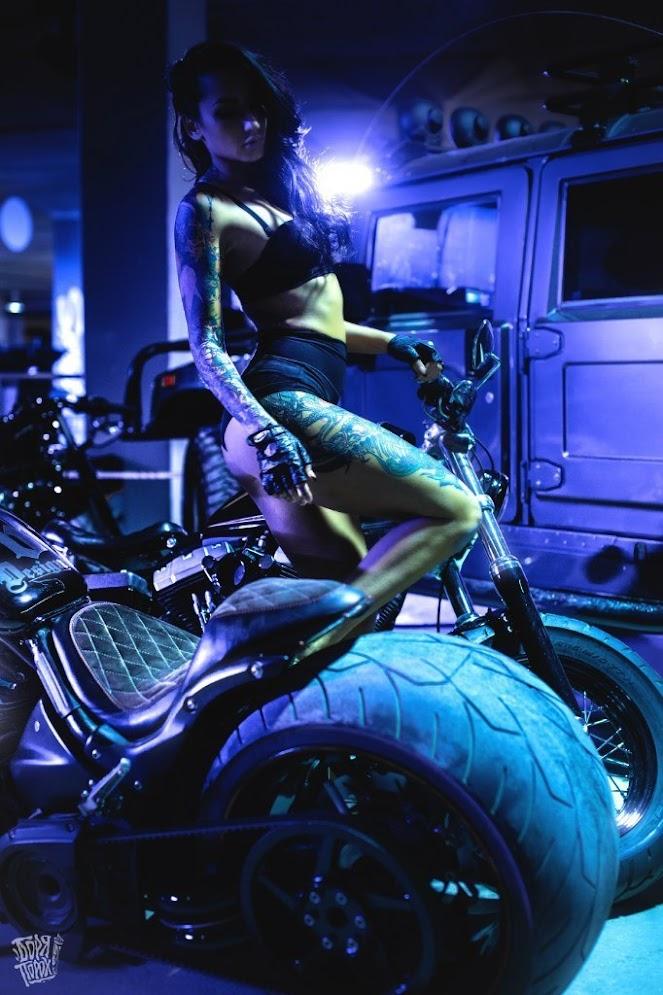 Yamaha Roadstar Warrior by DB Design