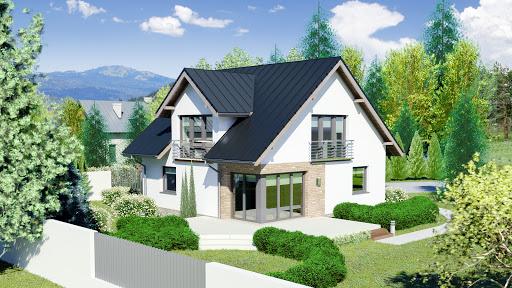 projekt Dom przy Wiosennej 9