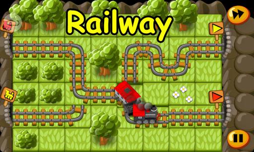 railway maze