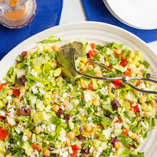 Mediterranean Chopped Salad Recipe