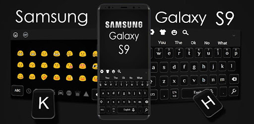 Keyboard For Galaxy S9 - Apps on Google Play