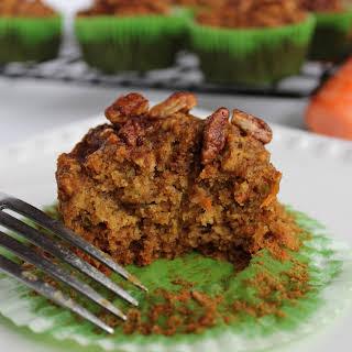 Carrot Cake Zucchini Muffins.