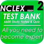 NCLEX Nursing 6600 Note & quiz