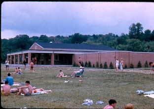 Photo: Bath House June, 1967