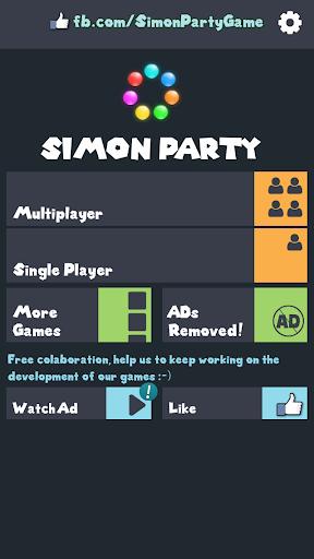 Simon Party