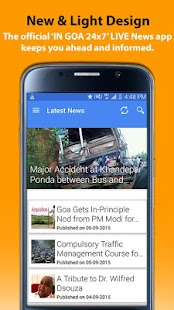 In Goa 24x7- screenshot thumbnail