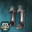名誉の宿命のブーツ