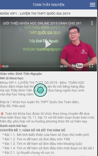 Toán Thầy Nguyện screenshot 2