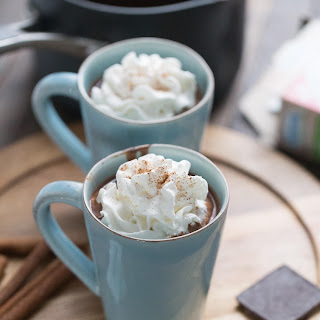 Mexican Spiced Hot Chocolate Recipes