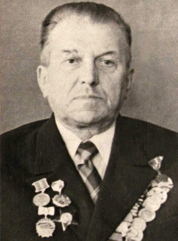 Степанов А.Г. - артиллерист 35 осбр