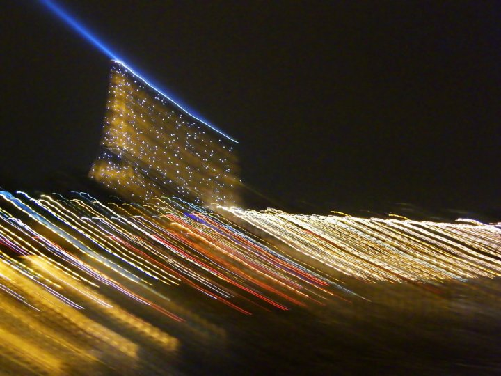 La notte della torre Eiffel di tekaman