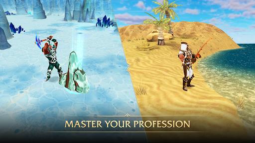 Télécharger Gratuit MMO RPG Ancients Reborn - MMORPG mod apk screenshots 3