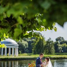 Wedding photographer Elena Pogonyaeva (Elena3505). Photo of 18.08.2015