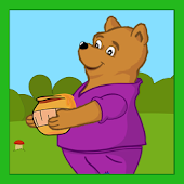Teddy Bear. Kids games