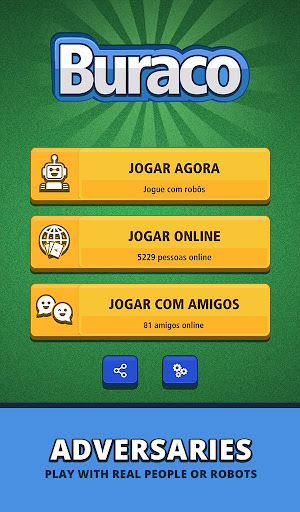 Buraco Canasta Jogatina: Card Games For Free apkpoly screenshots 19