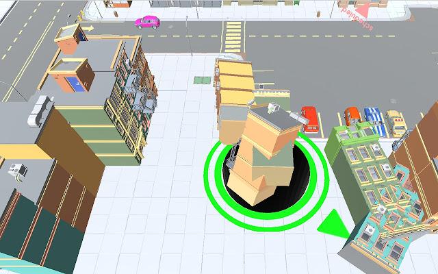 Hole.io Unblocked Game
