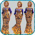 African fashion icon