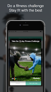 Tribe fitness challenges - náhled
