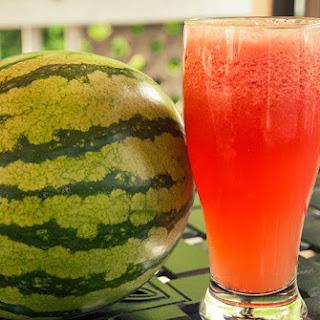 Watermelon Drinks Recipes