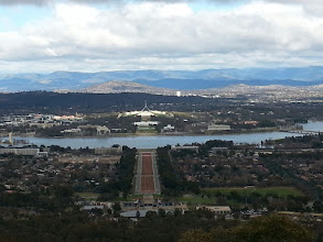 Photo: Day 6: Panoramic view of the Parliament House