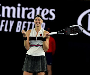 Kvitova geeft Muguruza ervan langs in eindstrijd in Qatar, mannenfinales bekend in Rotterdam en Buenos Aires