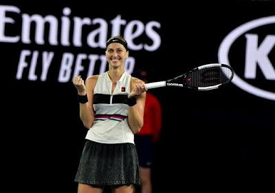 ? Kvitova bevestigt uitstekende vorm tegen voormalig nummer één, Sharapova trekt zich terug