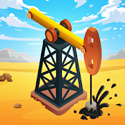 Oil Tycoon: Gas Idle Factory, Life simulator miner MOD APK 3.4.3 (Unlimited Money)