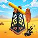 放置石油王:ガソリン工場シミュレーター - Androidアプリ