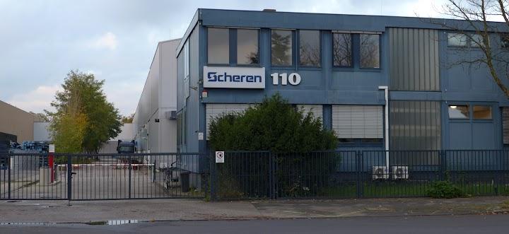 Geschäftshaus: «Scheren 110».