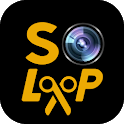 Soloop Video clip-Record immediately icon
