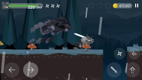 Ninja Knight Screenshot