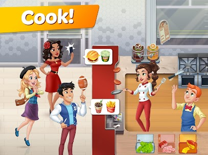Cooking Diary® MOD Apk 1.30.0 (Unlimited Gems) 8