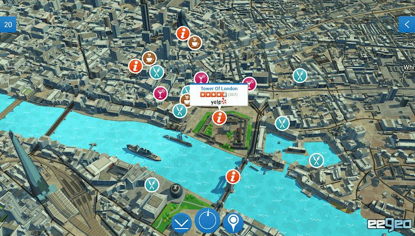 Screenshot 1 Recce - London