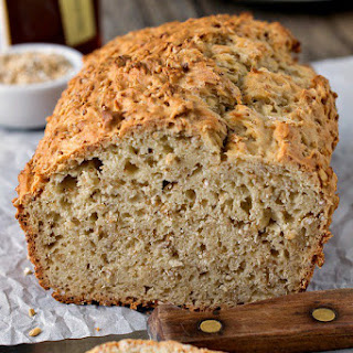 Steel Cut Oatmeal Honey Bread