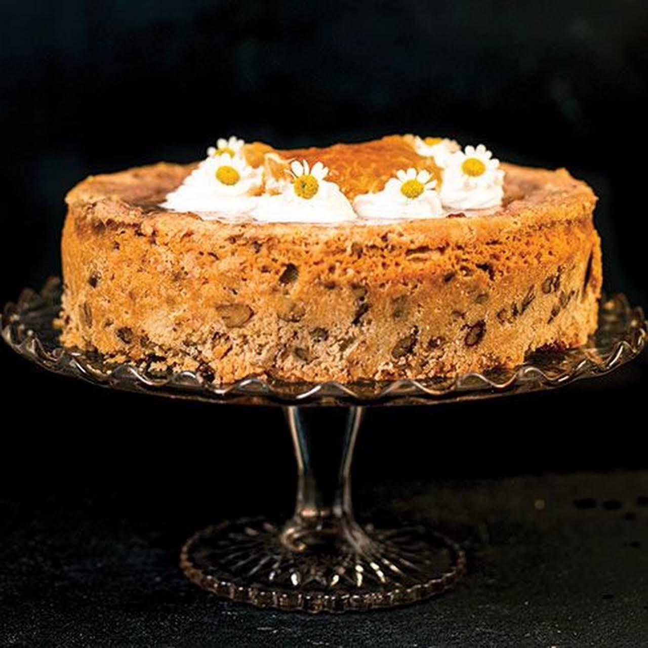 Pecan Sandie Mysore Cake