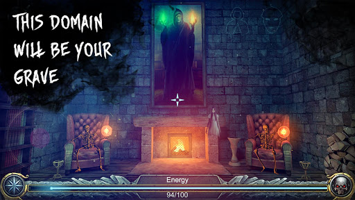 House of Fear: Horror Escape in Haunted Ghost Town apkmr screenshots 1