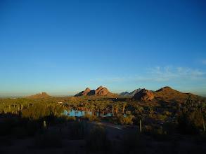 Photo: Papago Park, Arizona