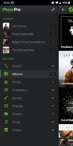 PlayerPro Music Player (Free) 5.19 Screenshots 5